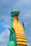 Dinosaur Roadside Attraction  Pigeon Fork  Tn
