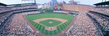 Camden Yard Stadium  Baltimore  Orioles V Rangers  Maryland