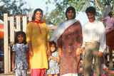 A Pakistani Family  Chicago  IL