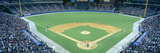Turner Field at Night  World Champion Braves  Atlanta  Georgia