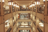 Bloomingdale's Store Interior  Chicago  IL