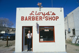 Small-Town Barbershop  Lyons  CO