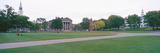 Panoramic View of the Campus of Dartmouth College in Hanover  New Hampshire