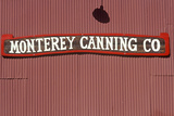 Monterey Canning Co at Fisherman's Wharf in Monterey  Monterey  California