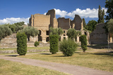 Hadrian's Villa  the Roman Emperor's 'Villa'  Erected in 118 and 138 Ad on 150 Acres