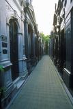 Cemetery Burial Site of Eva Peron in Buenos Aires  Argentina