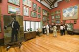 Paintings by Joaquín Sorolla Y Bastida (1863-1923) as Seen in the Sorolla Museum  Madrid  Spain