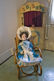 Antique Dolls of Casa Mila by Antoni Gaudi  Built Between 1905-1911  Barcelona  Spain