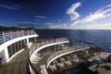 Cruise Ship Marco Polo Approaches Cape Horn  Antarctica