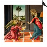 Annunciation (1489-1490)