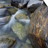 River in Verzasca Valley