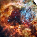 30 Doradus Nebula in the Large Magellanic Cloud