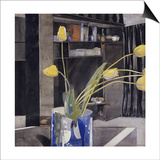 Yellow Tulips  C1922-23