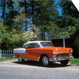 1955 Bel Air Chevrolet Automobile