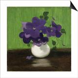 Violets  c1900