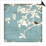 Song Birds III - Blue