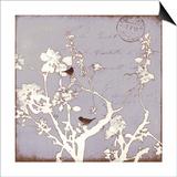 Song Birds VII - Purple