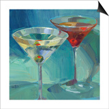 Martini in Aqua