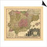 1740  Portugal  Spain