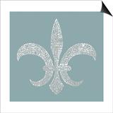 Louisiana Fleur De Lis (Cities)