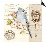 Bird Sketch 4