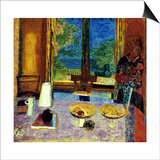 Bonnard: Dining Room