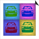 BMW 2002 Pop Art 3