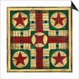 Antique Parcheesi