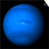 Neptune  Voyager 2 Image