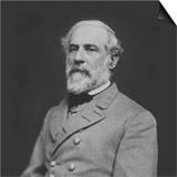 Vintage Civil War Photo of Confederate Civil War General Robert E Lee