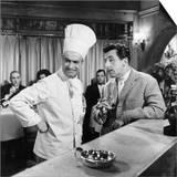 Jean Lefebvre and Louis de Funes: Le Gentleman D'Epsom  1962