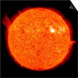 Solar Activity on the Sun