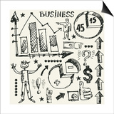 Hand Drawn Business Doodles