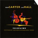 Ron Carter and Jim Hall  Telepathy