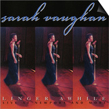 Sarah Vaughan  Linger Awhile