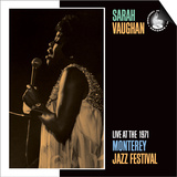 Sarah Vaughan  Live at the 1971 Monterey Jazz Fest