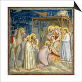 Adoration of the Kings  c1303-10