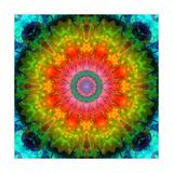 Heart Of Earth Mandala