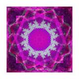 Mystic Shining Violets II