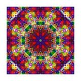 Flower Circle Mandala