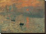 Impression  Sunrise  c1872