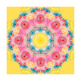 Bright & Warm Mandala