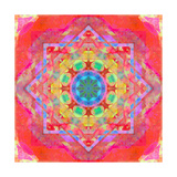 Color Energy Mandala 632