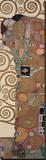 Fulfillment  Stoclet Frieze  c1909 (detail)