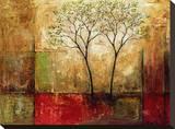 Lumière matinale I Tableau sur toile par Mike Klung