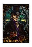 Baron Samedi Voodoo - New Orleans  Louisiana