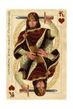 Atlantic City  New Jersey - King of Hearts