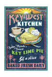 Bahia Honda  Florida Keys - Key Lime Pie Sign