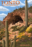 Tonto National Monument  Arizona