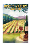 Rogue Valley  Oregon - Wine Country